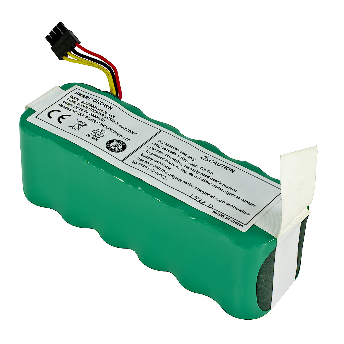 Cleanmate S800/S900 batteri