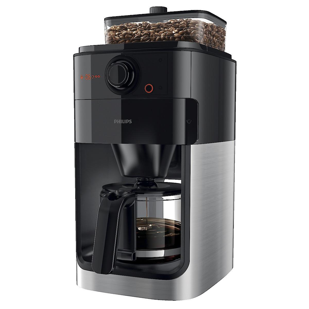 Philips HD7761 kaffetrakter med kvern