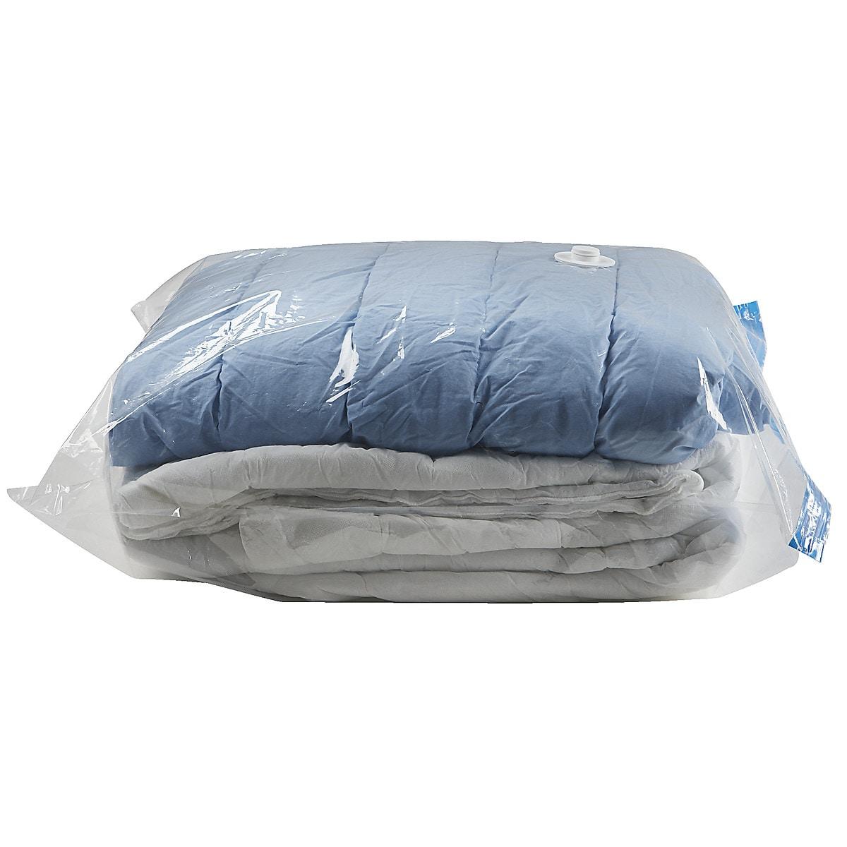 Vakuumpåsar för kläder, 2-pack