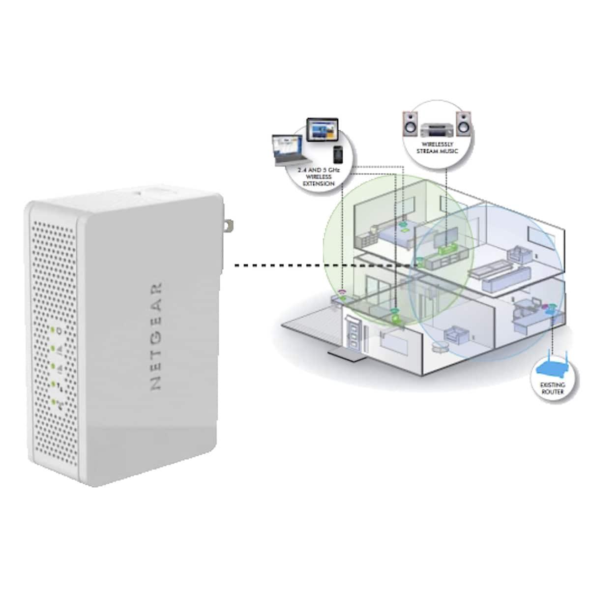 Netgear Music Streamer Wi-Fi repeater