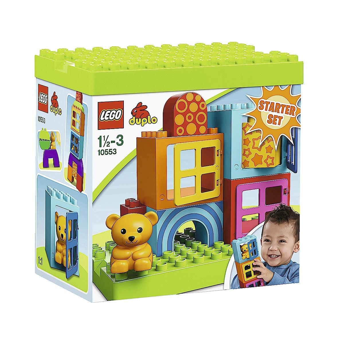Rakenna ja leiki Lego Duplo