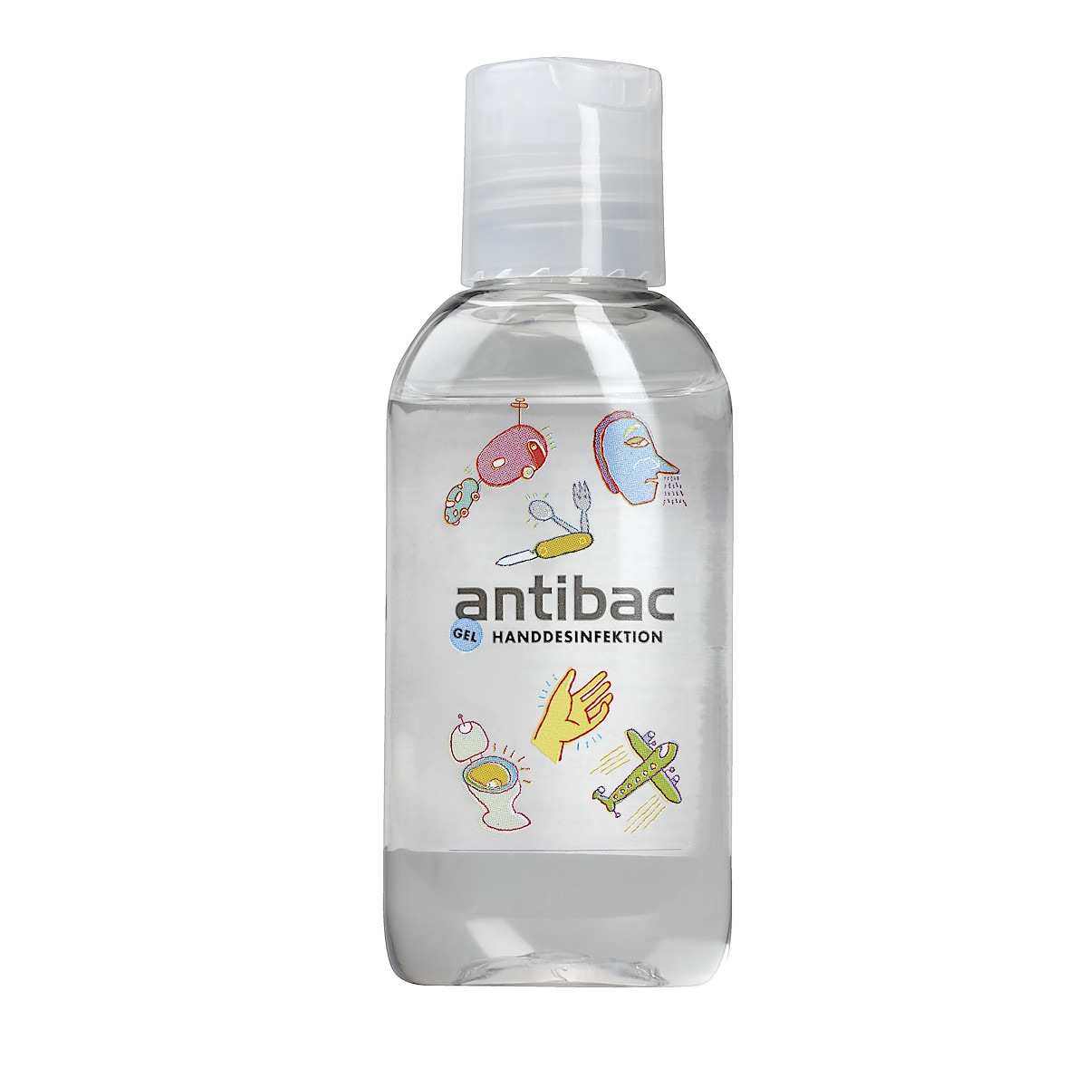 Handsprit Antibac gel