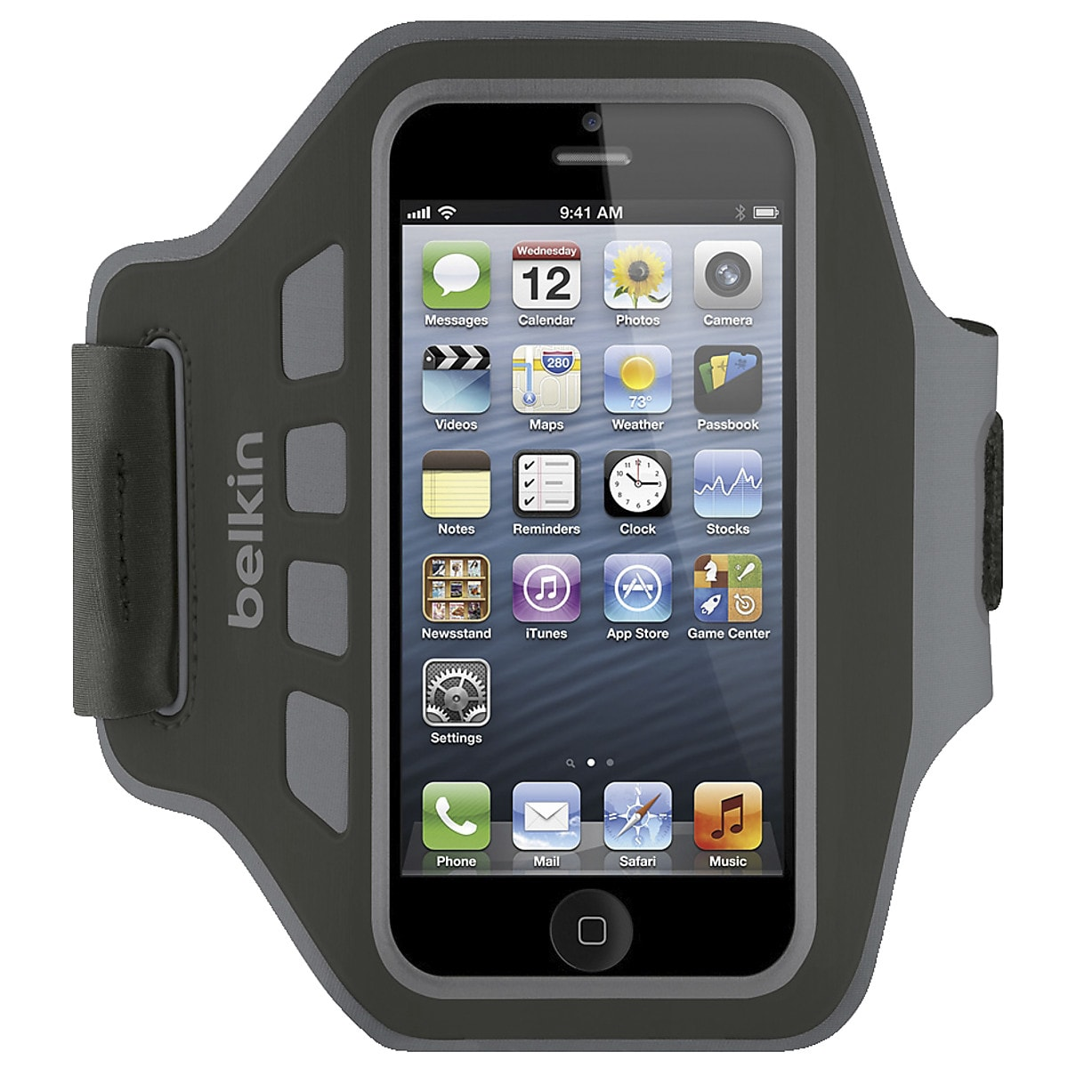 Belkin EaseFit sportsarmbånd for iPhone 5/5S/SE