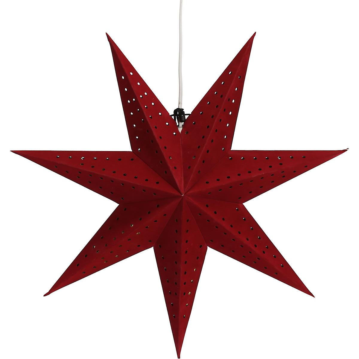 Adventsstjärna 45 cm Northlight