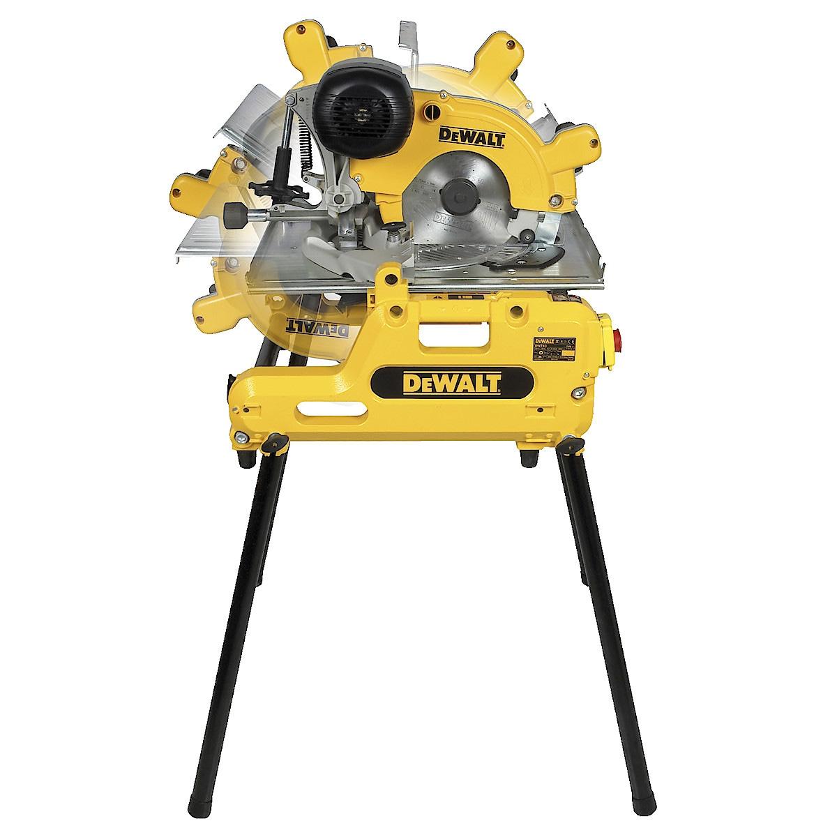 Kombinationssåg Dewalt DW743N