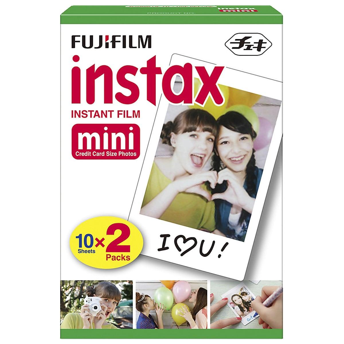 Tulostuspaperi Fujifilm Instax mini