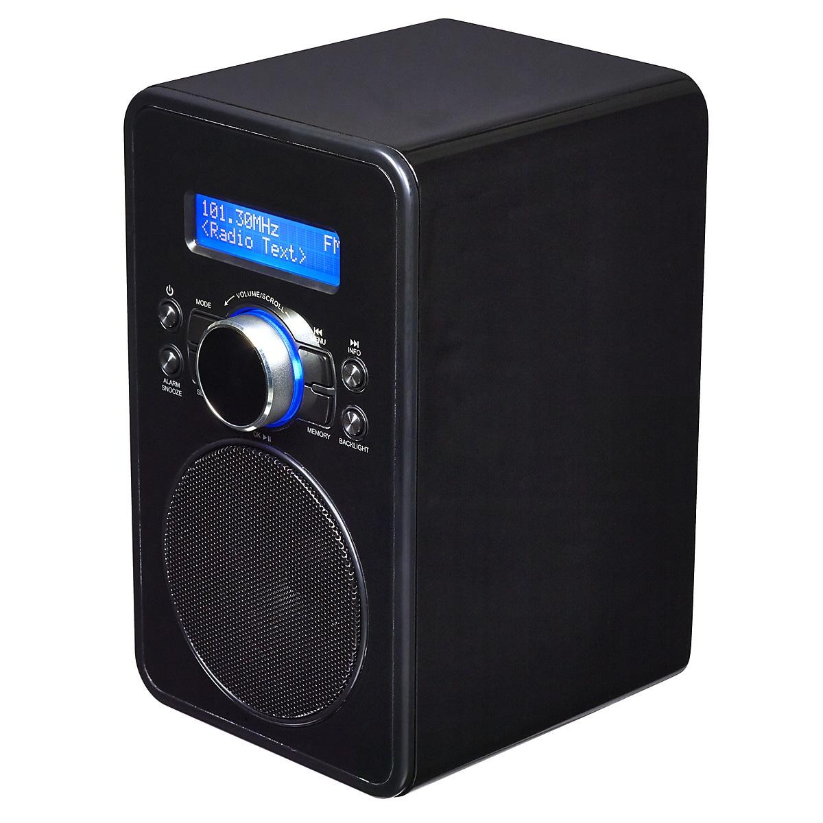 Exibel X30 DAB+/FM-radio med Bluetooth