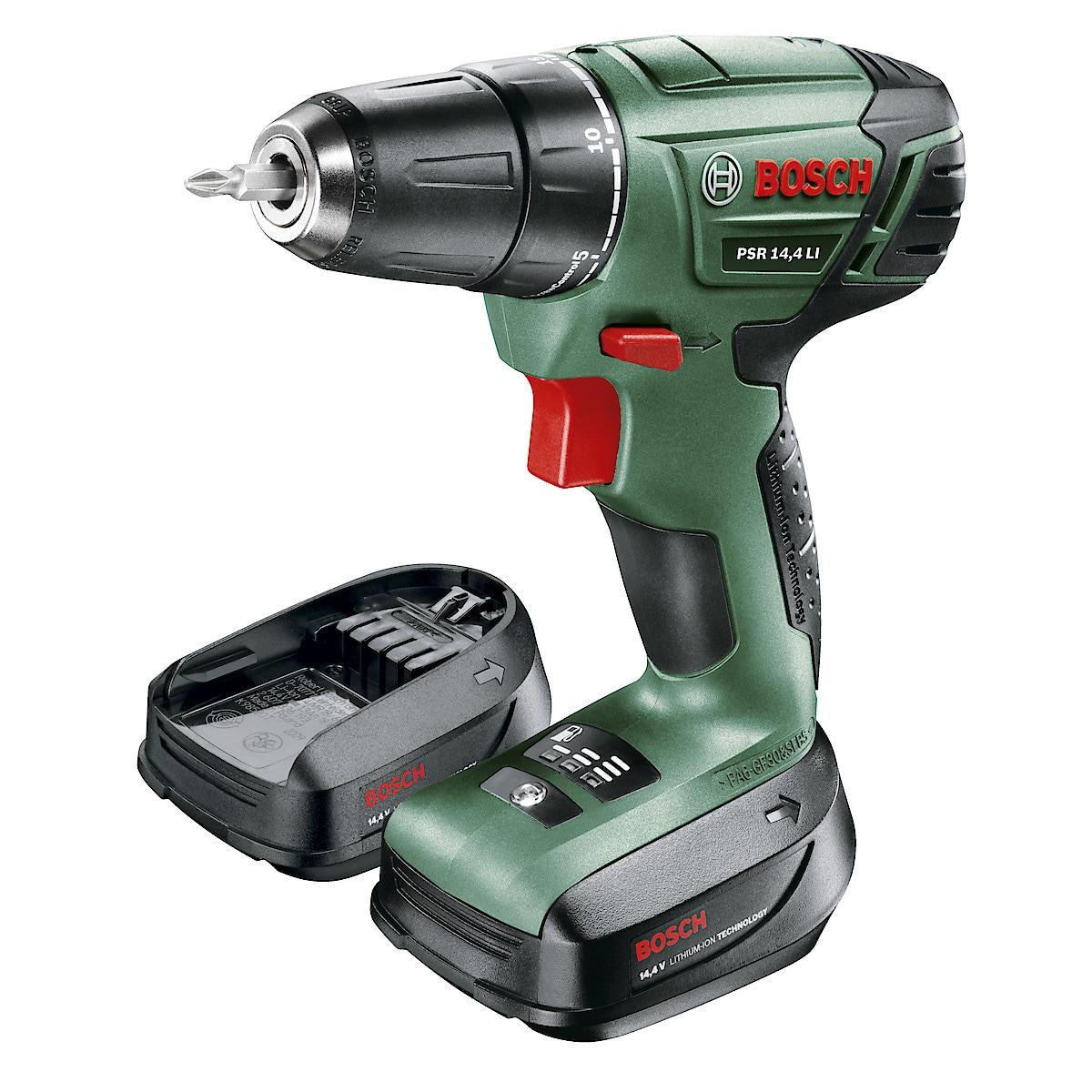 Bosch PSR 14,4 LI, drill