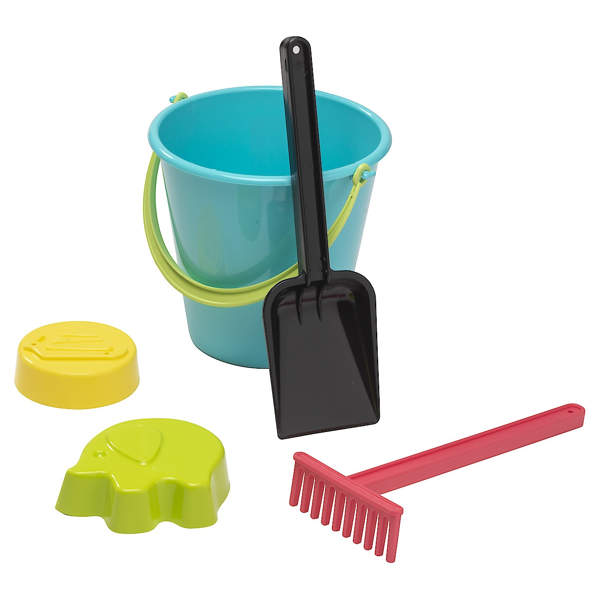 Nyby 5-Piece Bucket and Spade Set