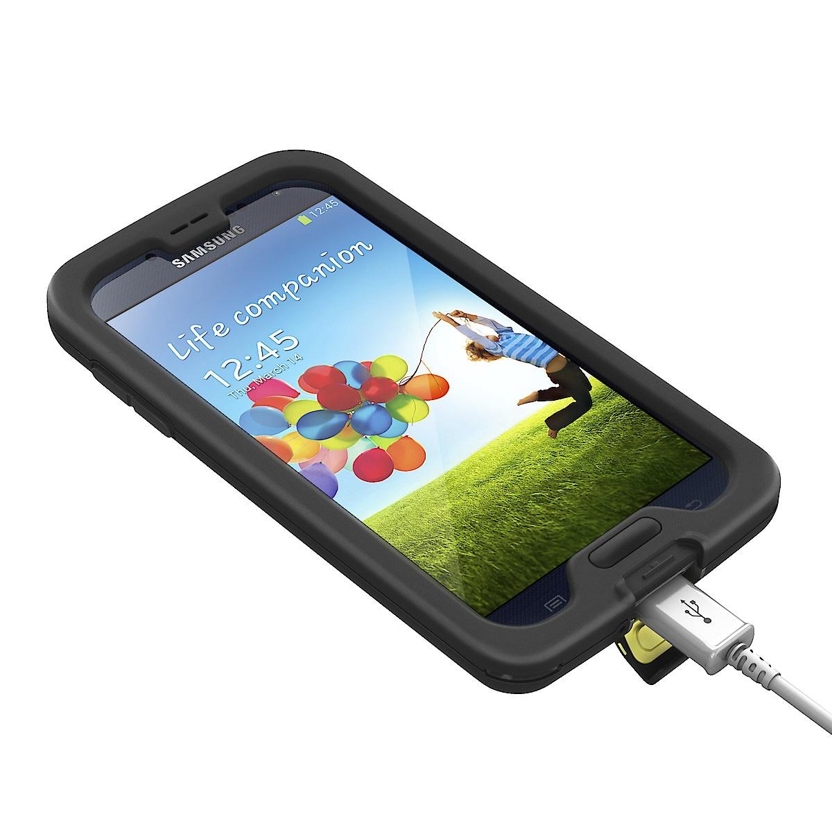 Cover für Samsung Galaxy S4, Lifeproof Fre