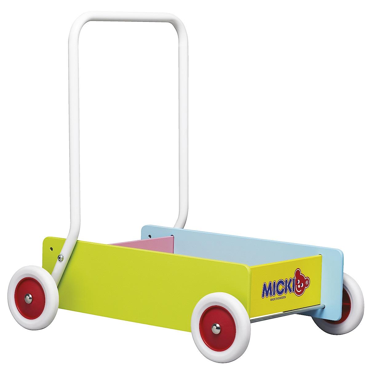 Confetti Micki Baby Walker Trolley