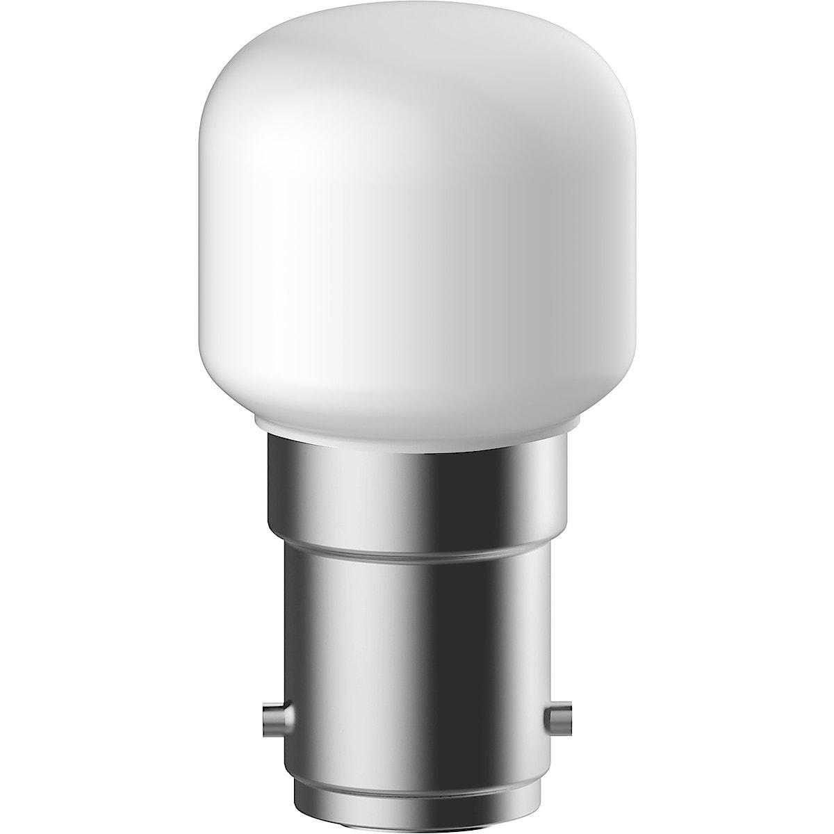 Symaskinslampa B15d Clas Ohlson