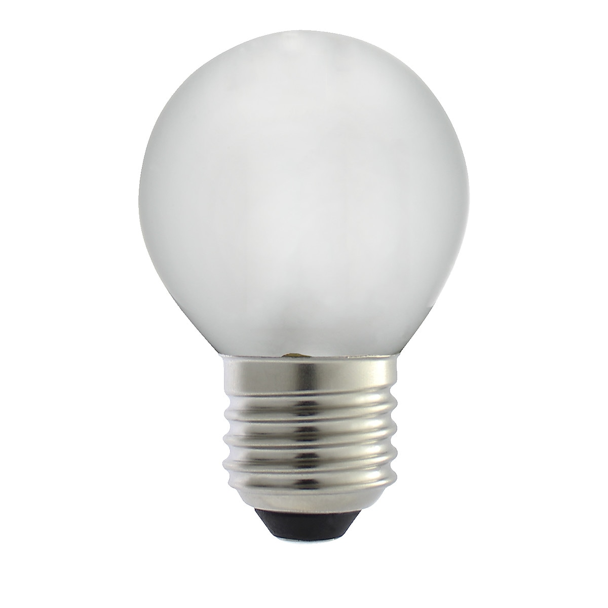 Clas Ohlson E27 Dimmable LED Golf Ball Bulb