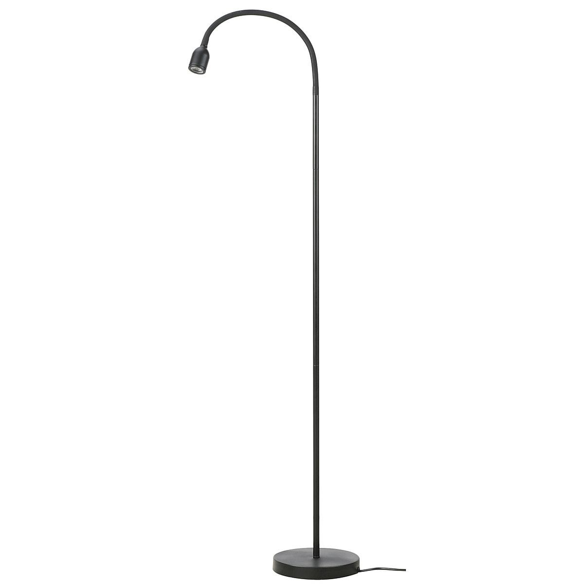 Golv- och läslampa LED