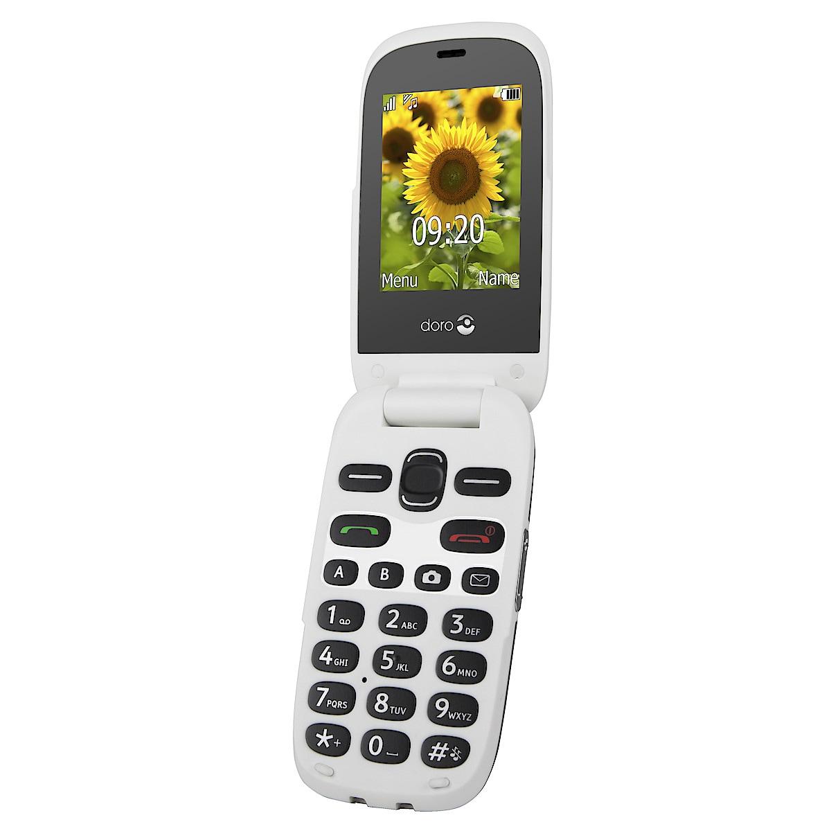 Doro 6031 mobiltelefon | Clas Ohlson