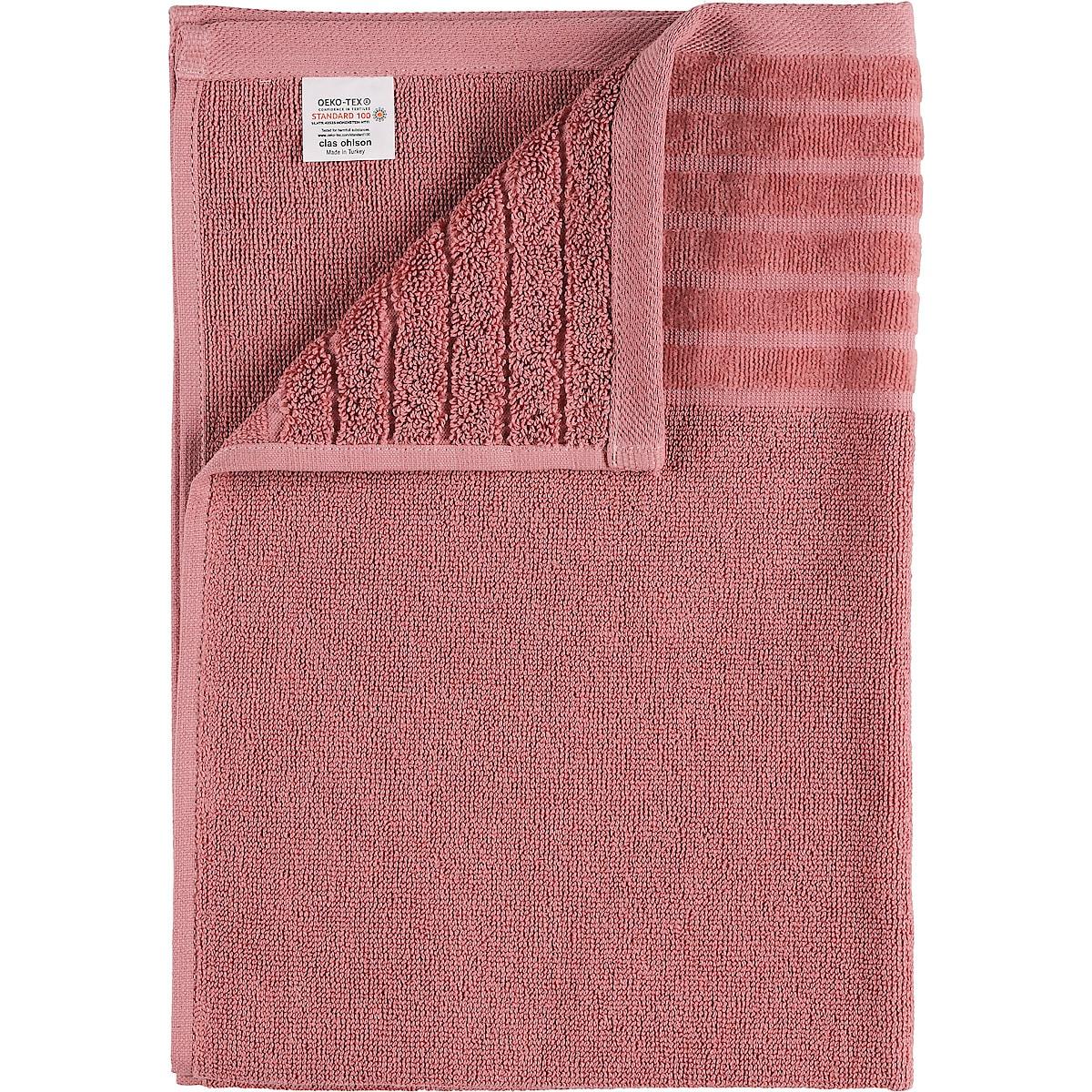 Handduk rosa 50 x 70 cm