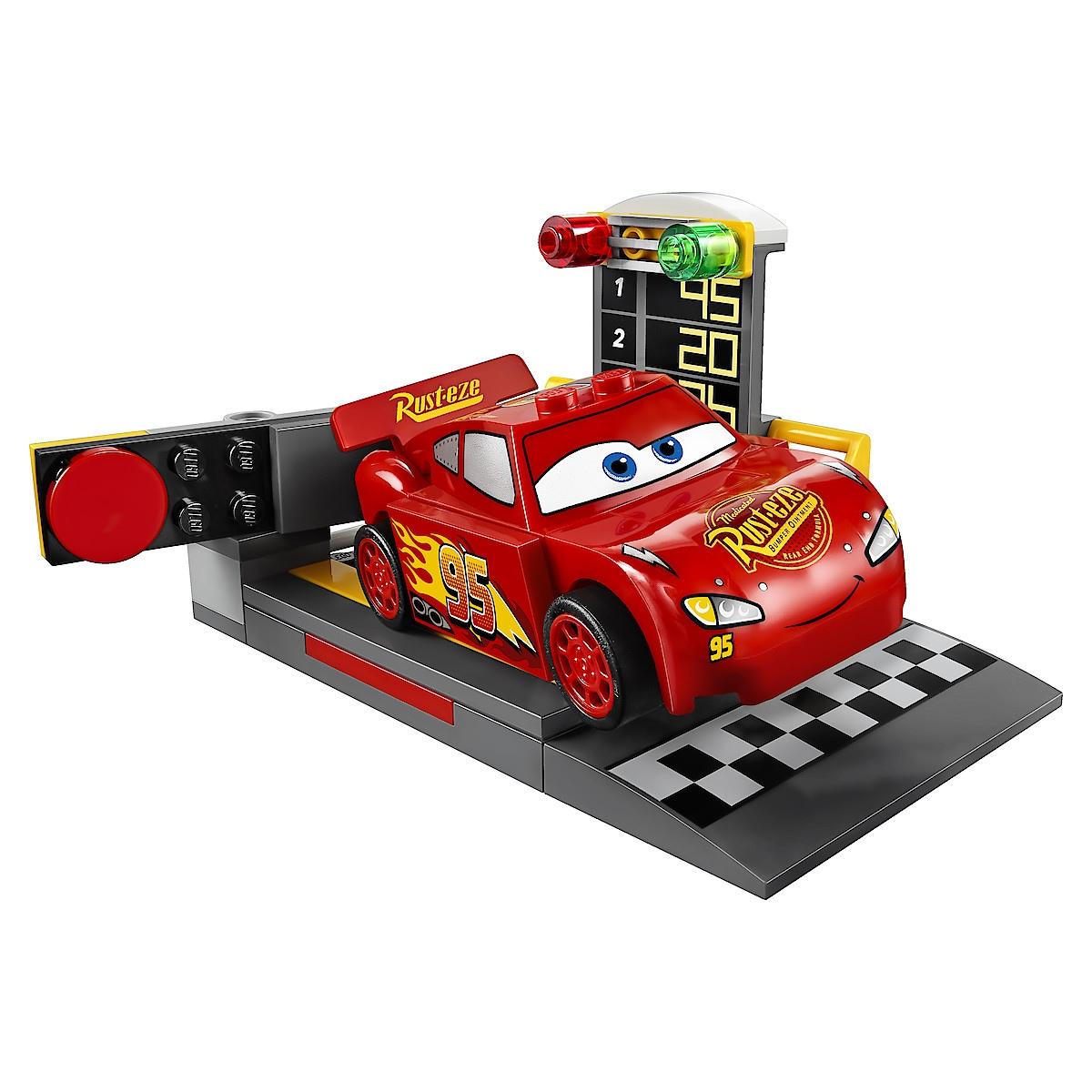 LEGO Juniors 10730, Lynet McQueen hurtigstart