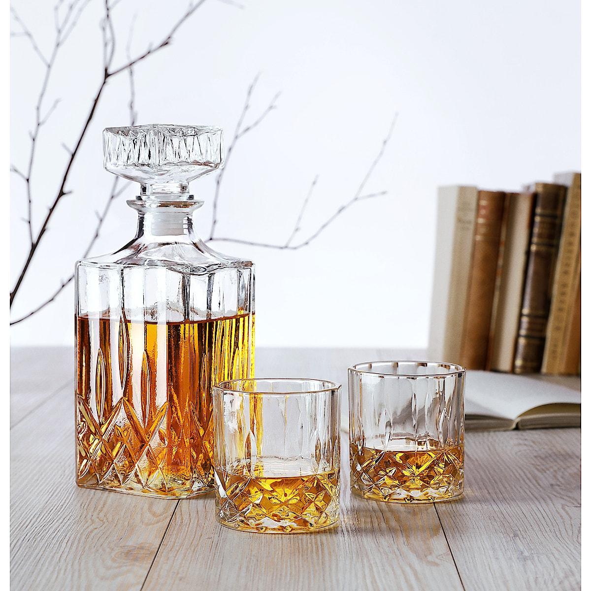 Whiskyset 3 delar