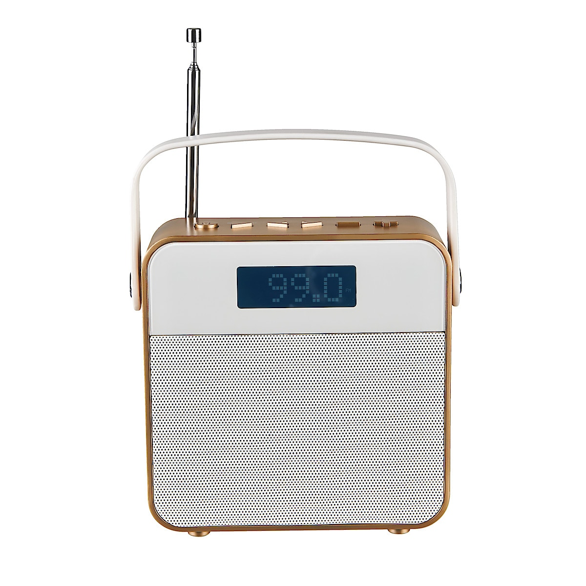 FM-radio med Bluetooth