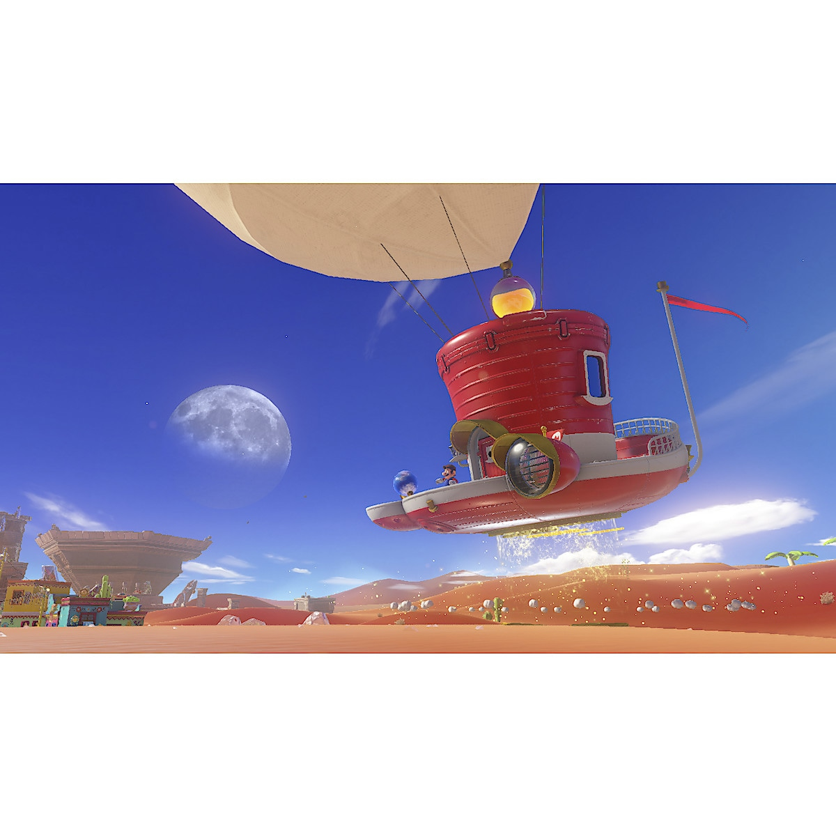 Super Mario Odyssey Nintendo Switch Game