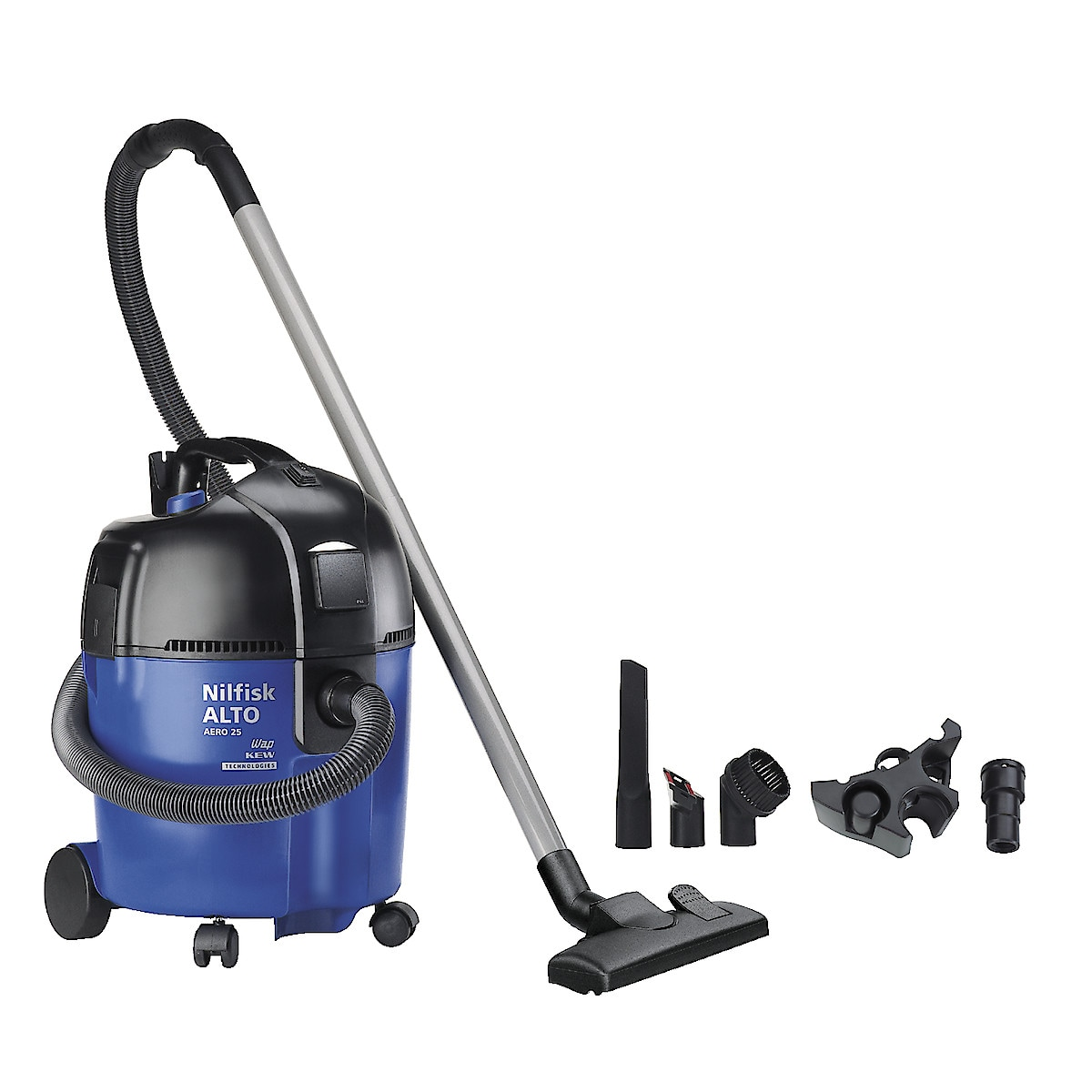 Nilfisk-Alto Aero 25-21 Wet & Dry Vacuum Cleaner