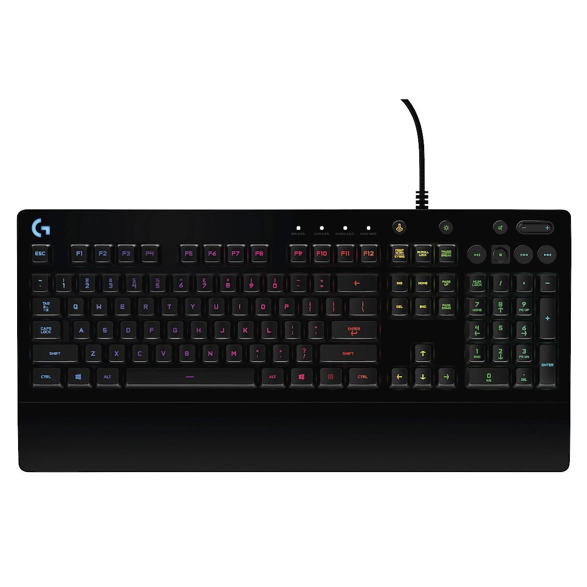 Gaming-tangentbord Logitech G213 Prodigy