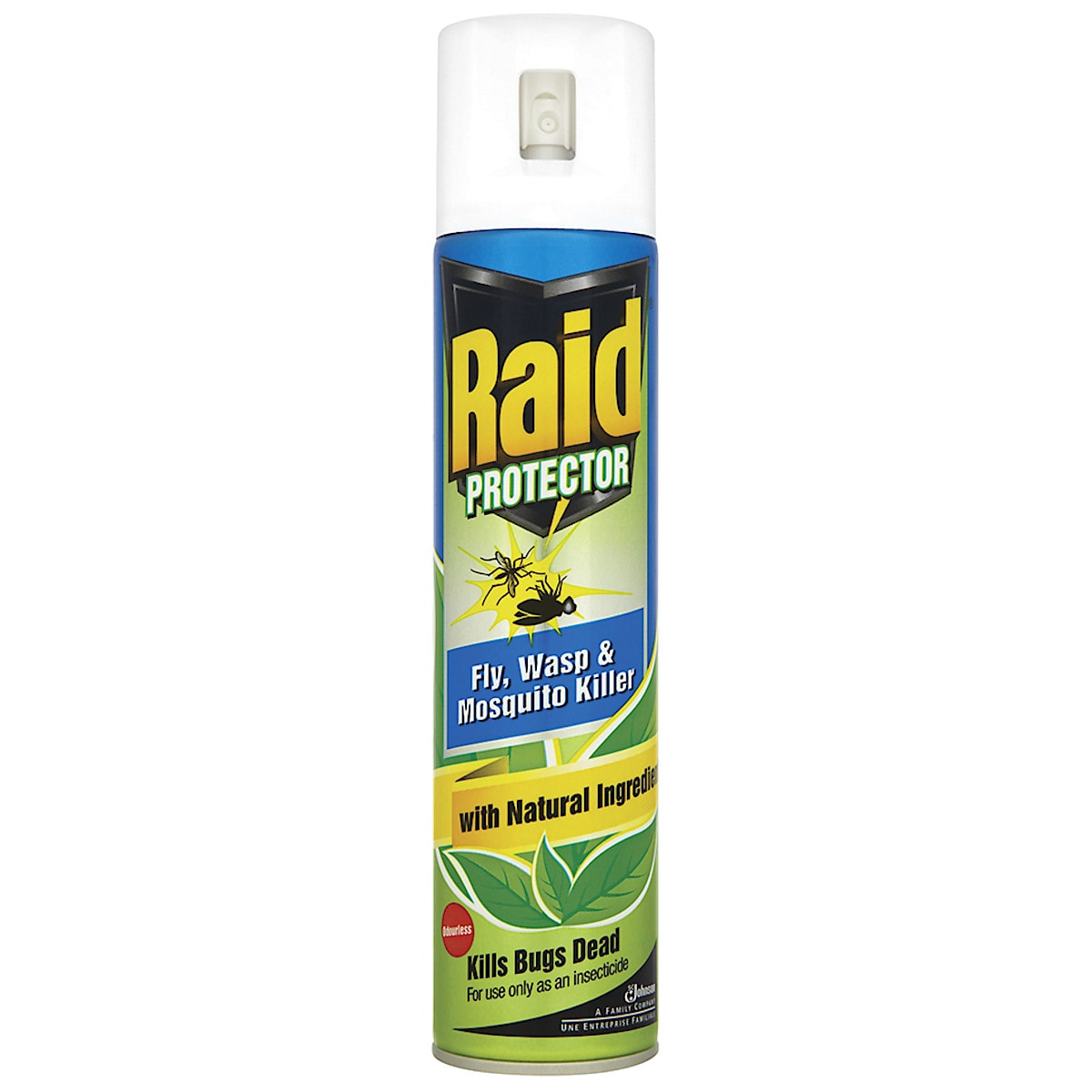 Raid Protector Fly, Wasp and Mosquito Killer