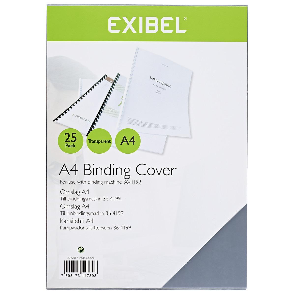 Umschlag Exibel
