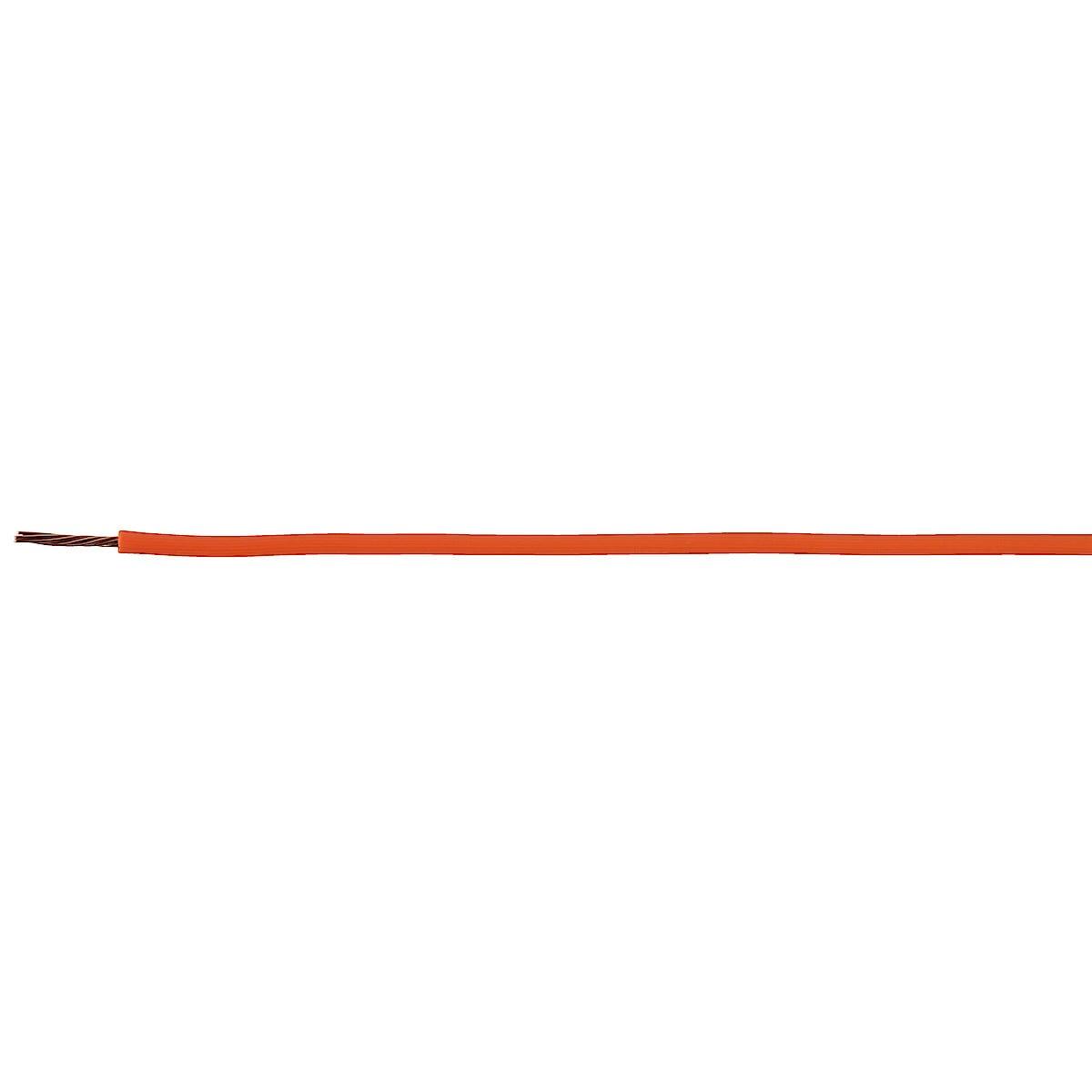 Kabel FQ 15 mm² orange
