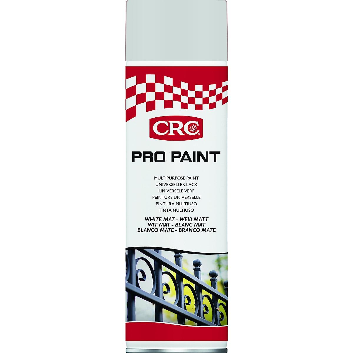 Sprayfärg CRC Pro Paint