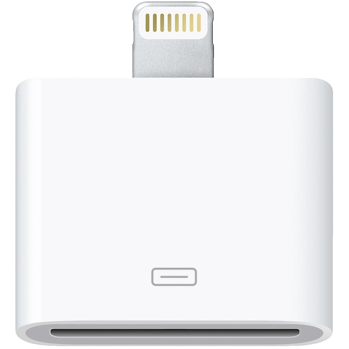 Apple Lightning adapter til iPhone/iPad/iPod