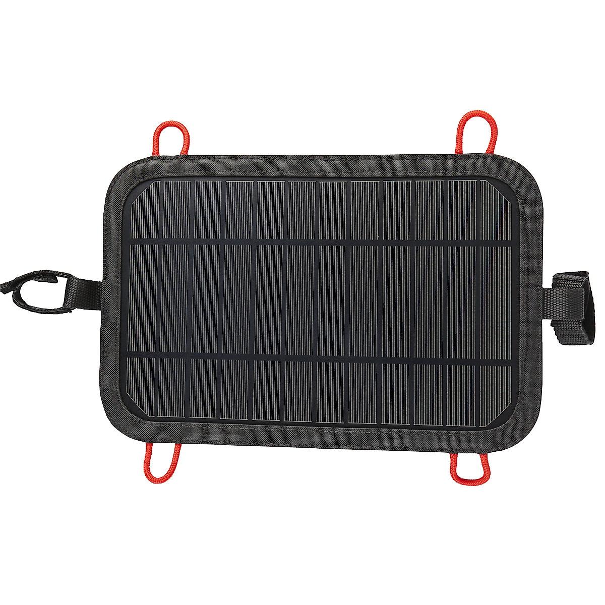 Solcellsladdare med USB 6 W Exibel