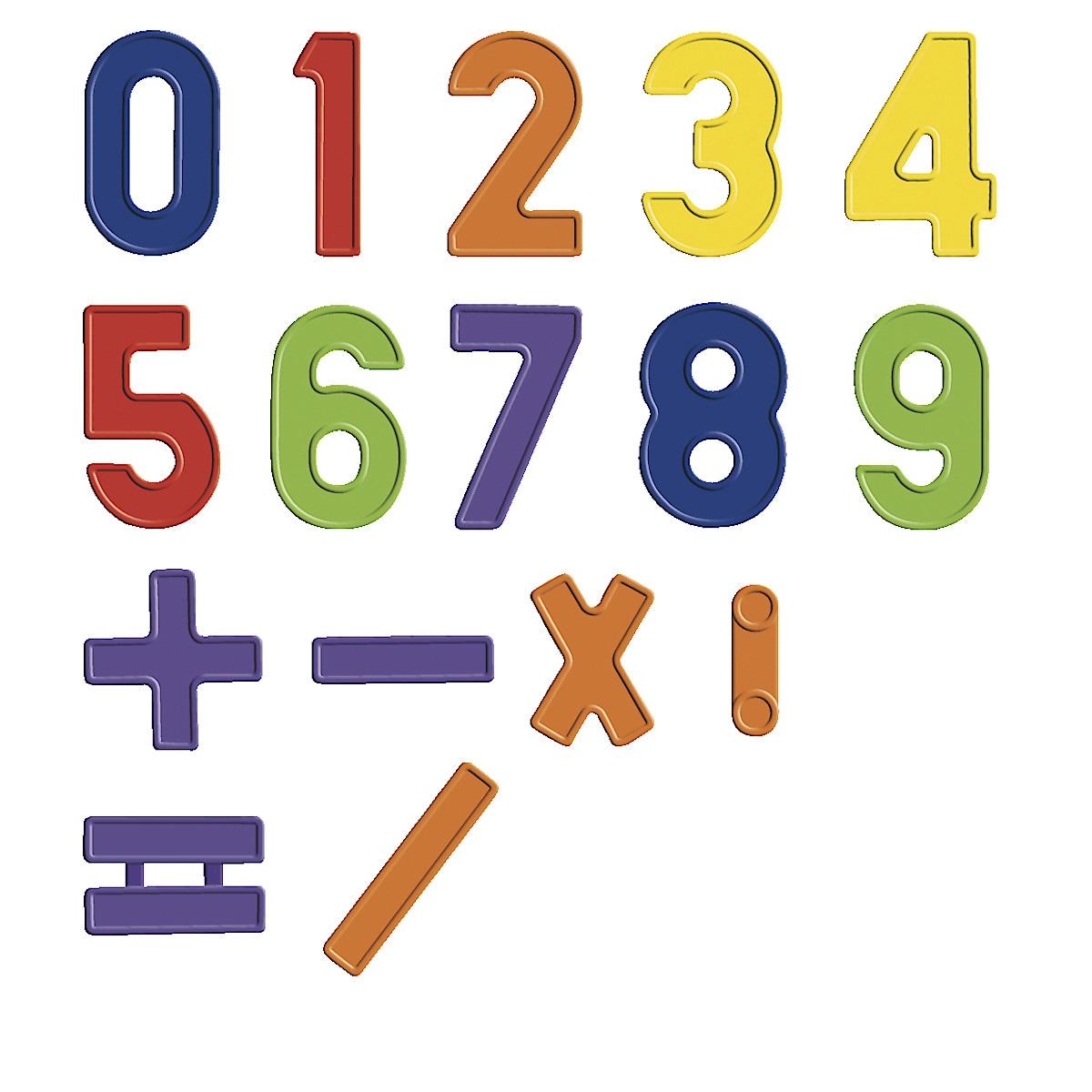 Magnetplate med bokstaver, Quercetti