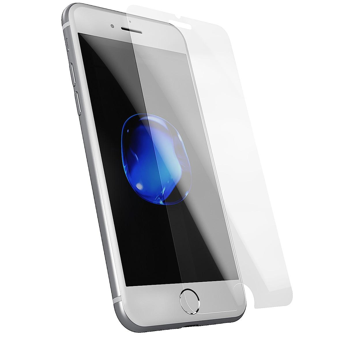 Skärmskydd för iPhone 8 Plus Holdit Tempered Glass