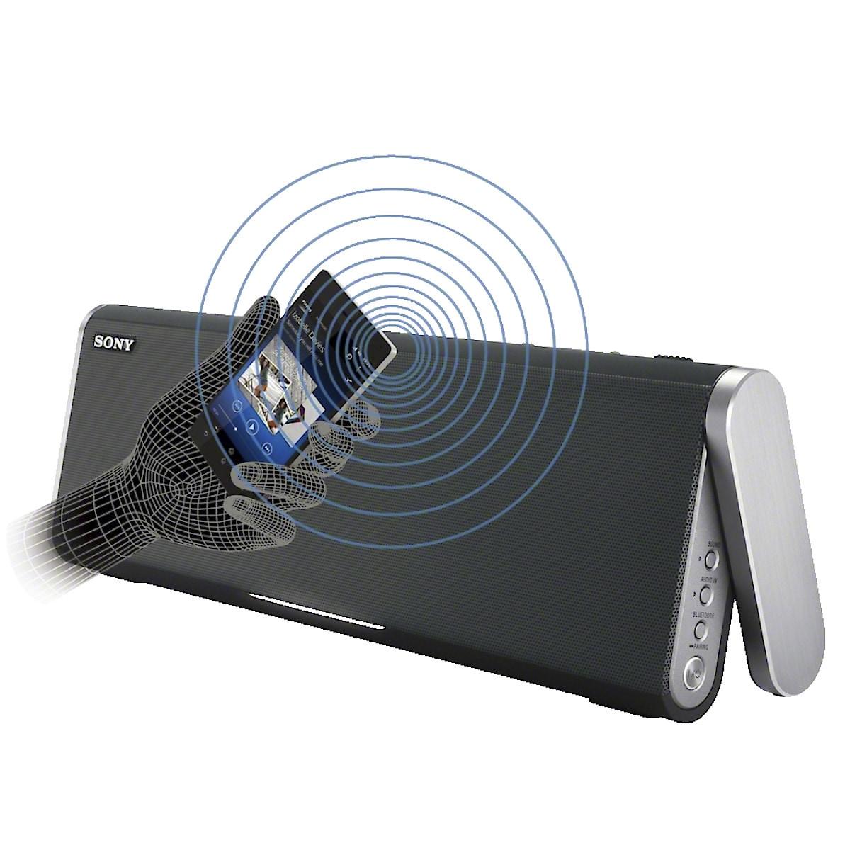 Sony SRS BTX300, NFC/Bluetooth-høyttaler
