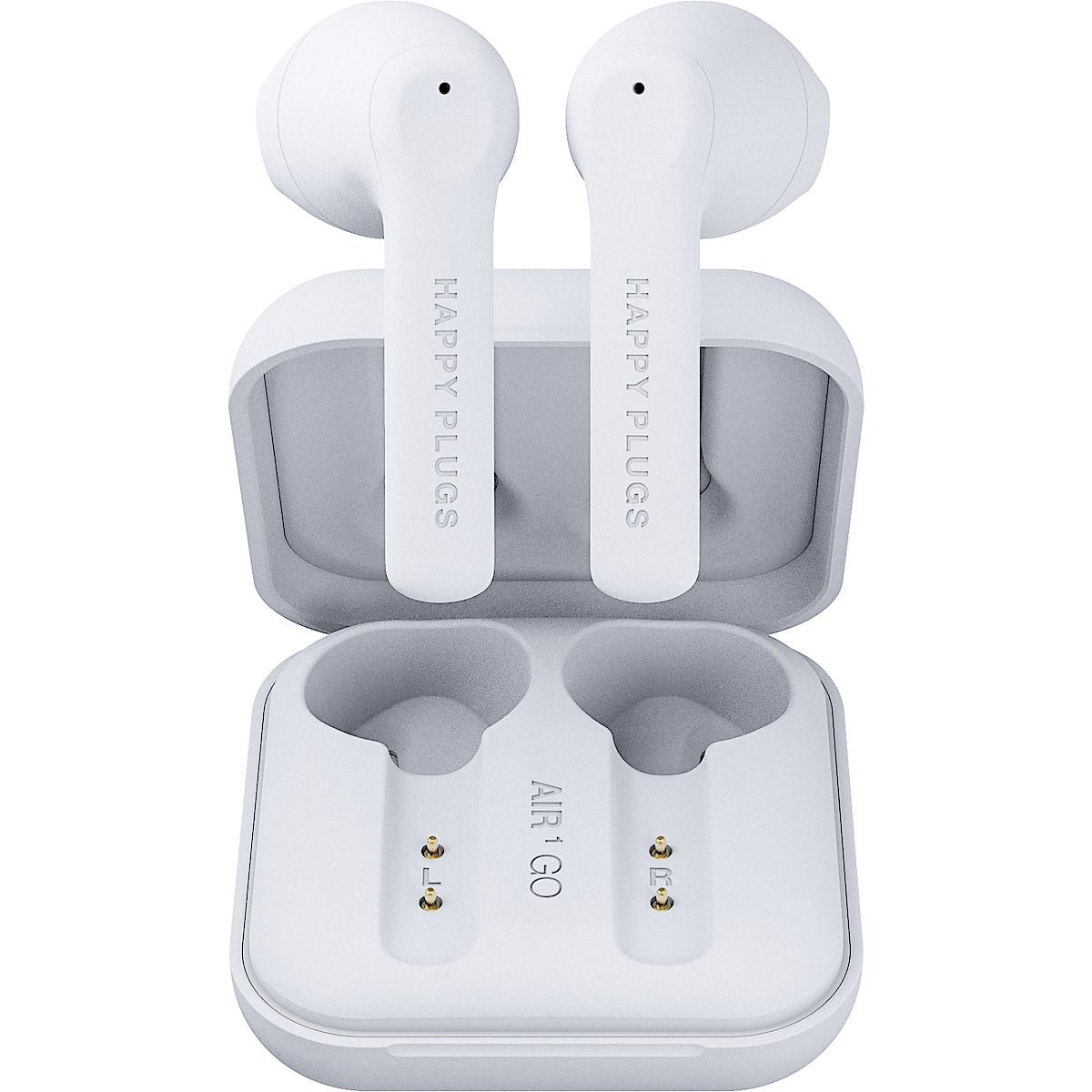 Happy Plugs Air 1 Go, True Wireless, trådlösa hörlurar