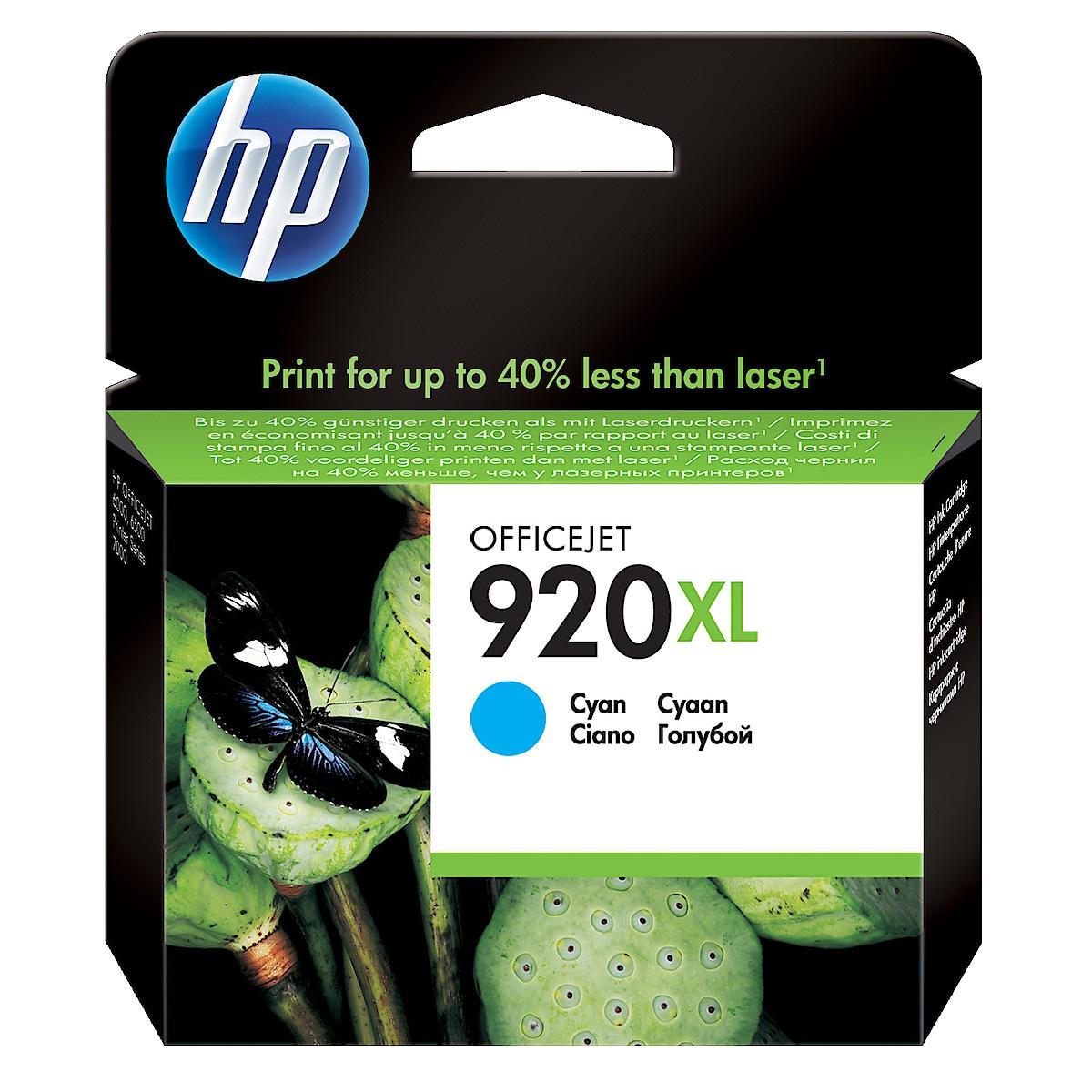 Bläckpatron HP 920 XL