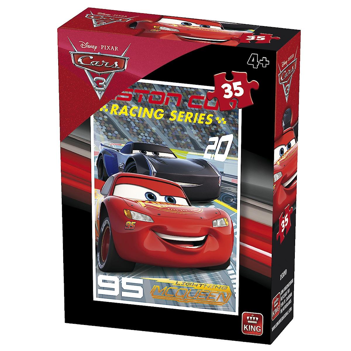 Palapeli Disney Cars 35 palaa