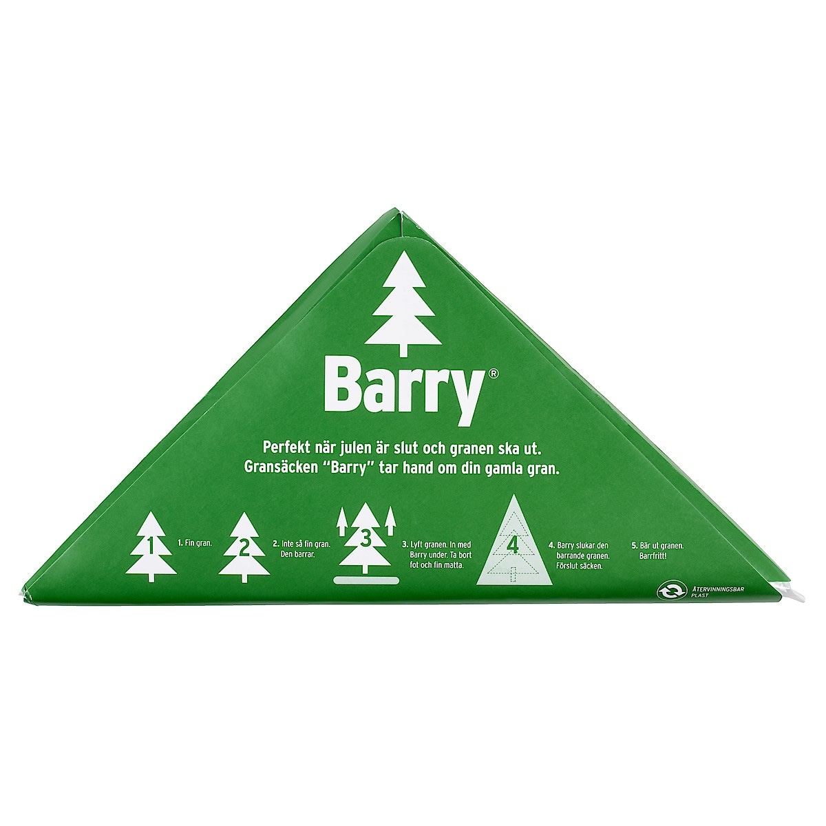 Julgranssäck Barry