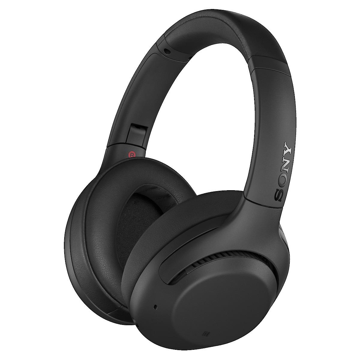 Trådlösa brusreducerande hörlurar Sony WH-XB900