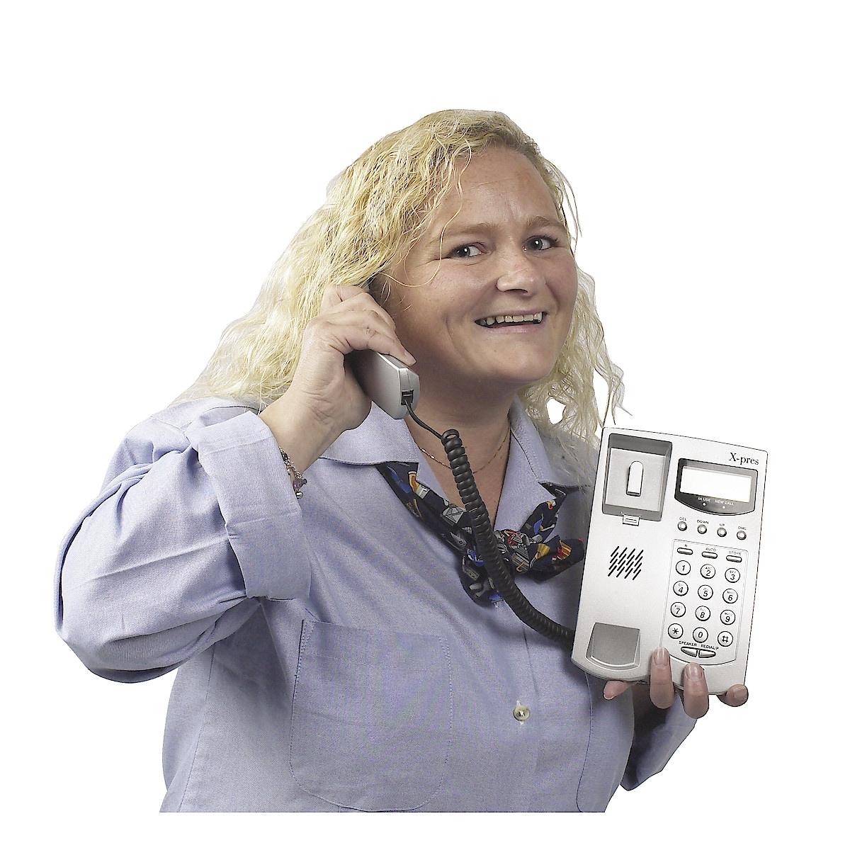 Telefon, Comsys XL1000