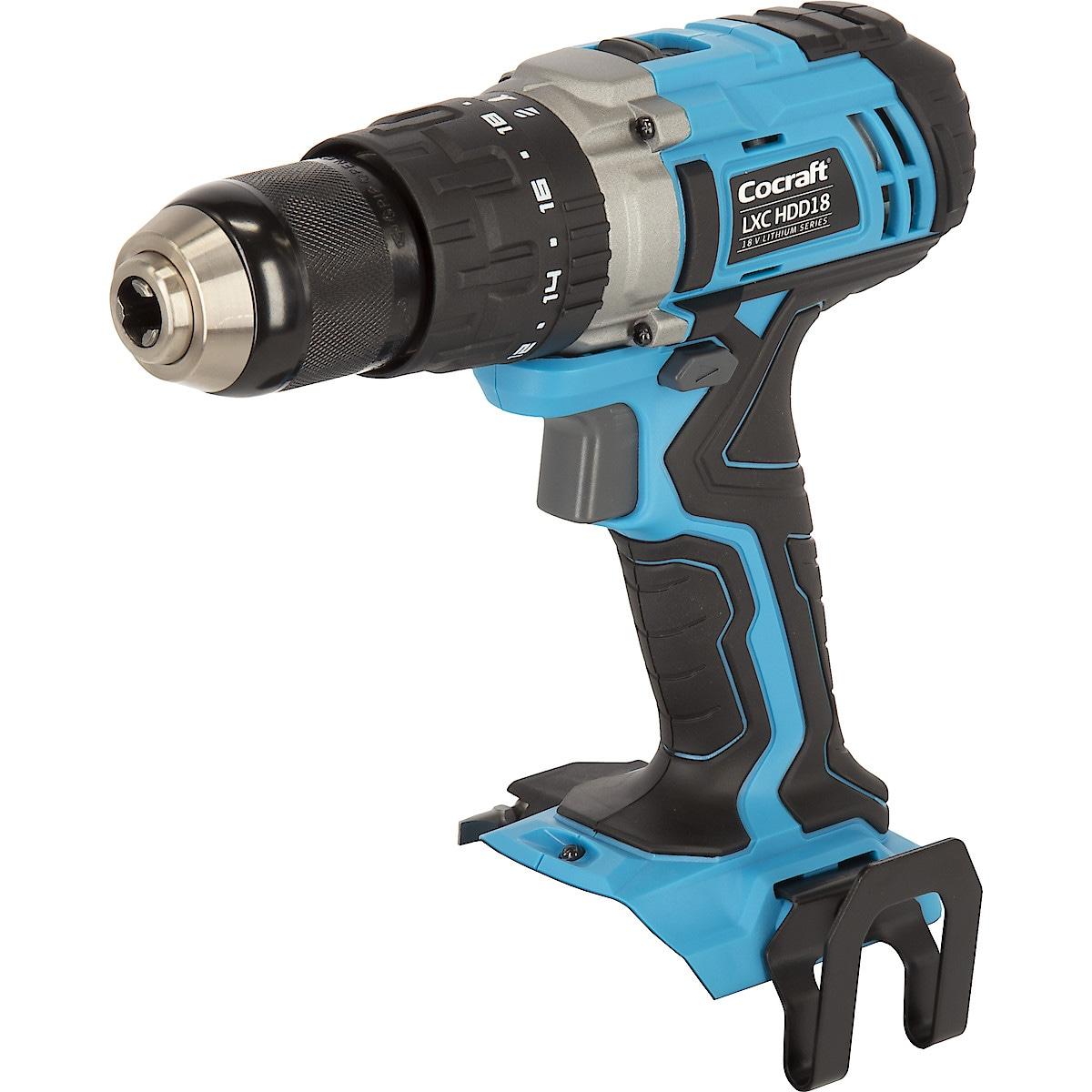 Cocraft LXC HDD18 drill