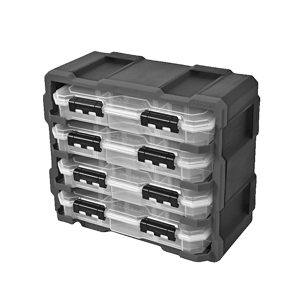Förvaringslådor Cocraft FSS 4-pack