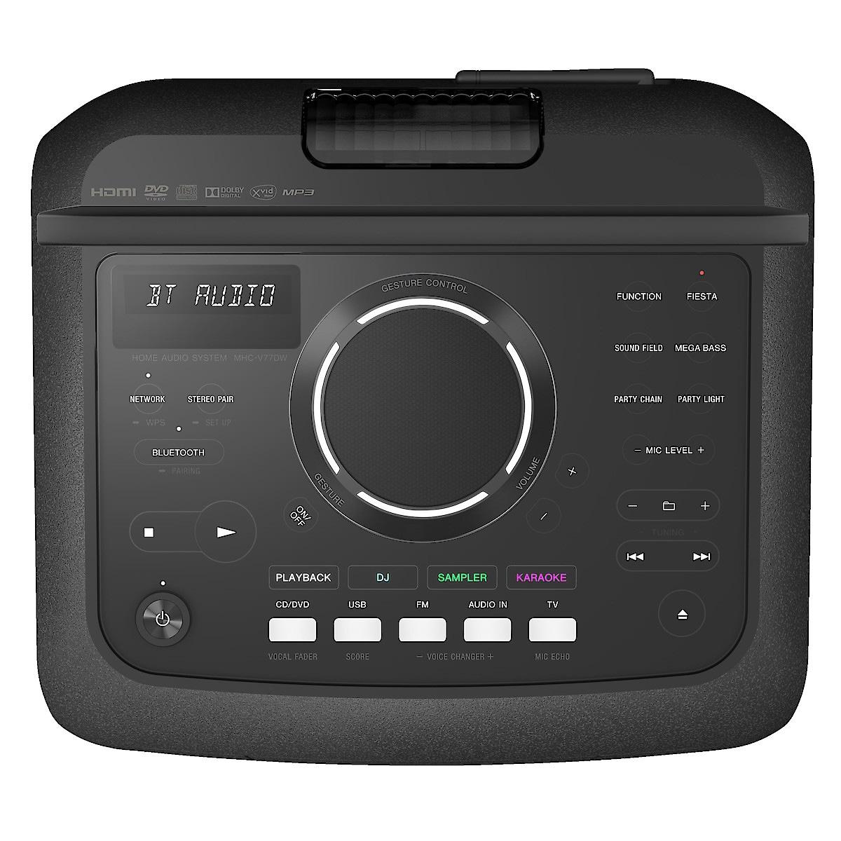 Sony MHC-V77DW musikkanlegg