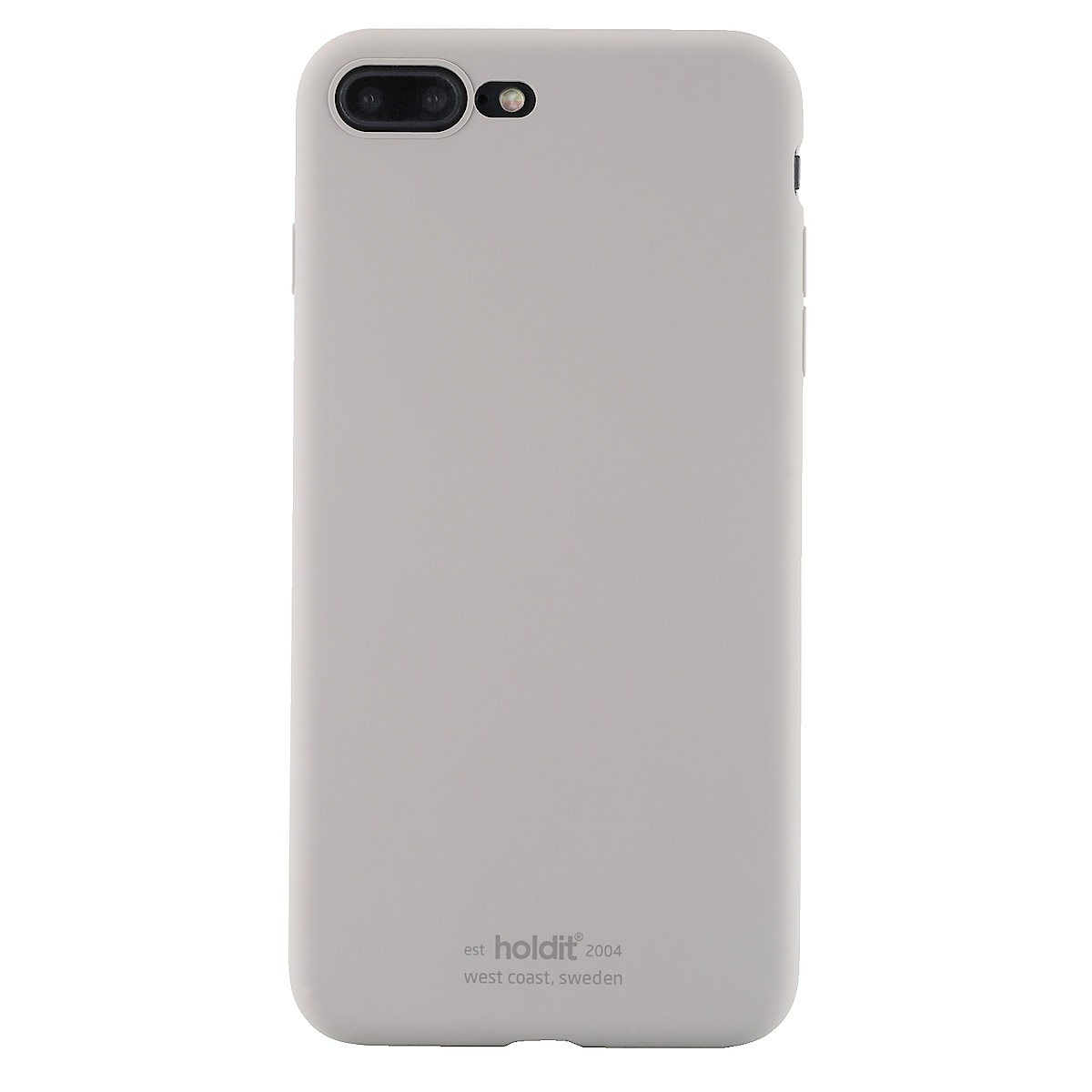 Mobilskal i silikon för iPhone 7 Plus och iPhone 8 Plus Holdit