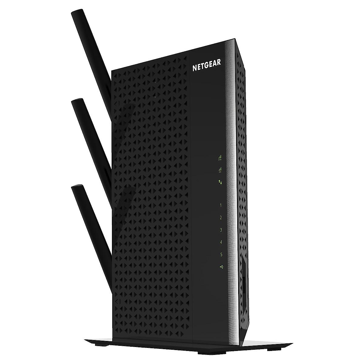 Repeater AC-WiFi, Netgear EX7000 Nighthawk