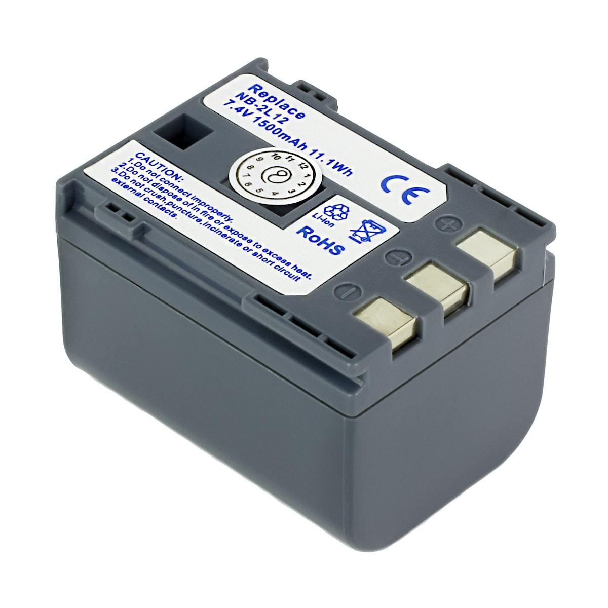 Batteri BP 2L14 for Canon | Clas Ohlson