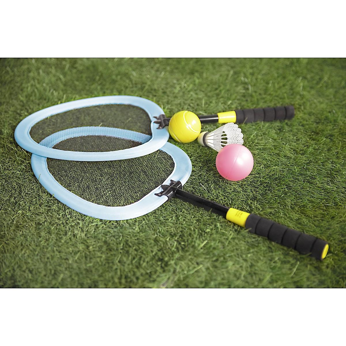 Badminton for barn