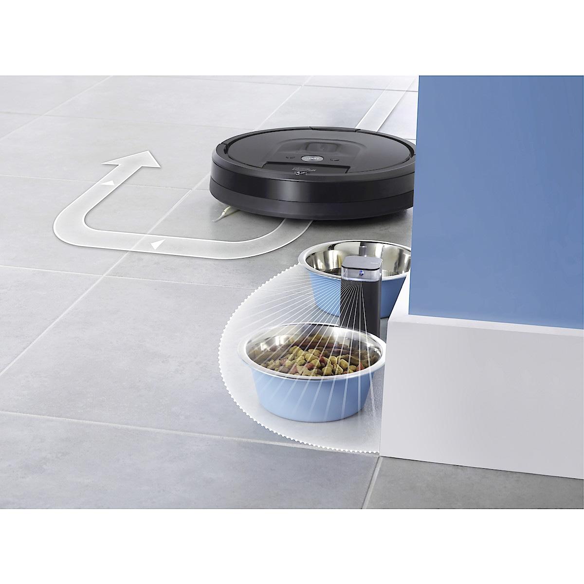 Robotdammsugare iRobot Roomba 980