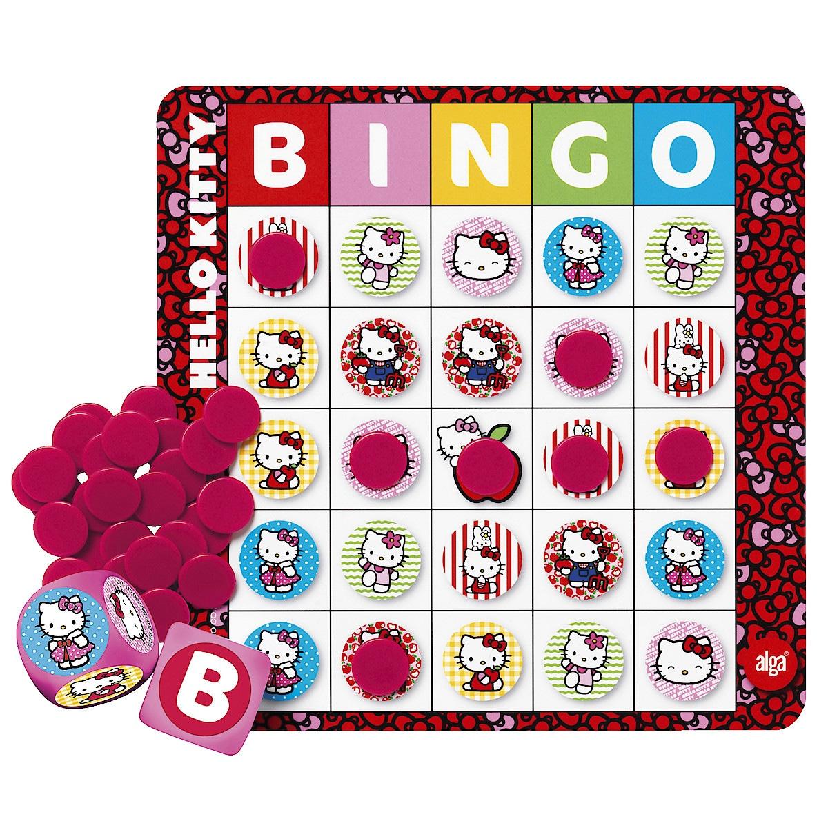 Bingospel Hello Kitty